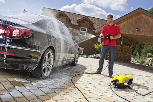 Керкер для мытья машины и не только ...